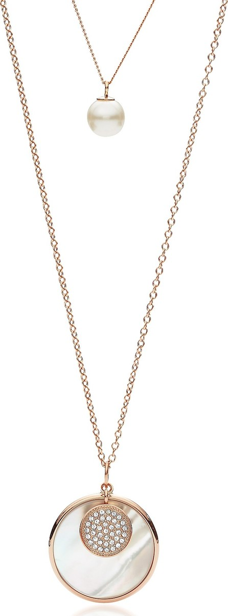 Fossil JF02961791 Classics Women's Necklace