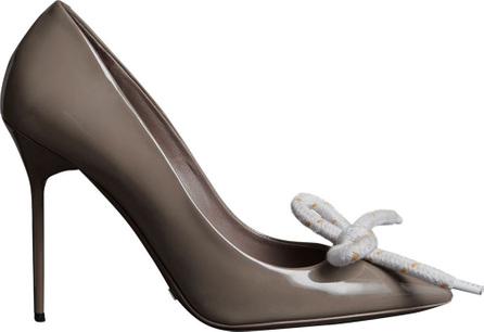 Burberry London England Rope Detail Patent Leather Pumps