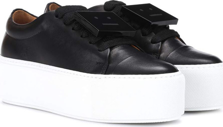 Acne Studios Drihanna platform leather sneakers