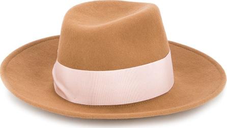 Federica Moretti Bow detail hat