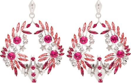 Givenchy Crystal-embellished earrings