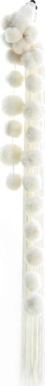 N°21 N° 21 White Pendants Earrings