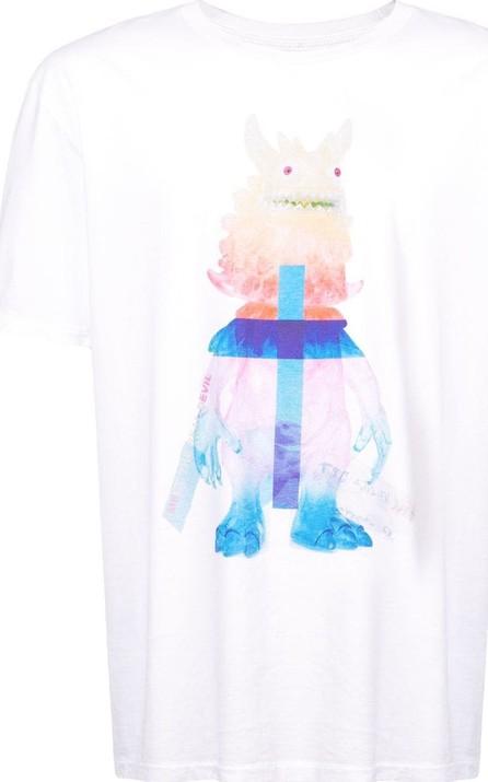 Julien David Monster printed T-shirt