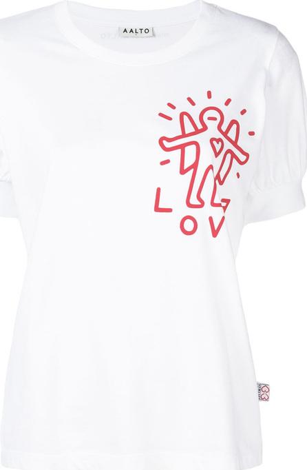 Aalto Love Angel printed T-shirt
