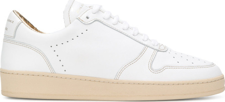 Zespa Perforated lace-up sneakers
