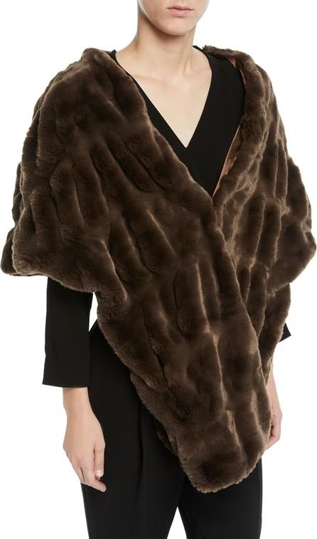 Fabulous Furs Couture Pocket Shrug Shawl