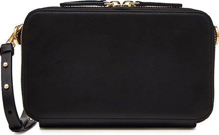 Anya Hindmarch The Stack Leather Wallet with Strap