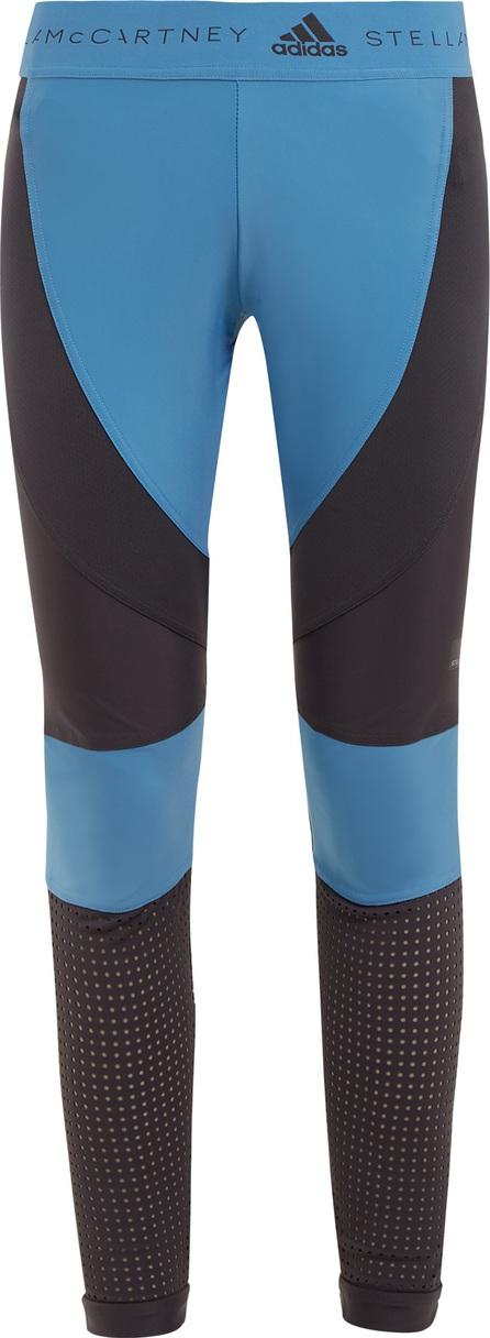 Adidas By Stella McCartney Run Tight contrast-panel performance leggings