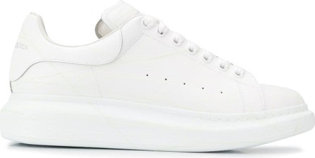 Alexander McQueen Oversized low top sneakers