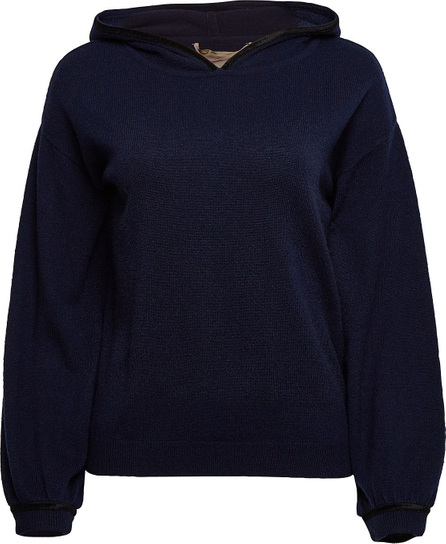 81hours Hollie Hoody with Cashmere and Wool
