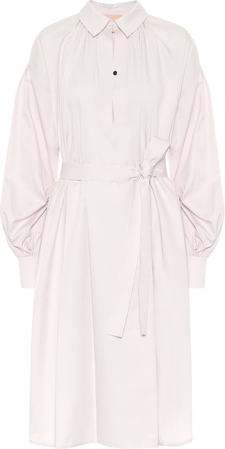 Roksanda Simina cotton-poplin shirt dress