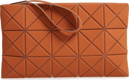 Bao Bao Issey Miyake Lucent Faux Leather Wristlet