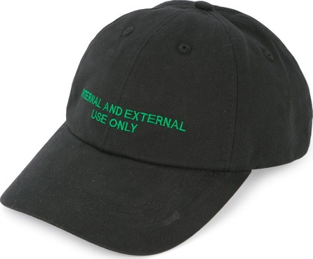 Ground-Zero Embroidered baseball cap