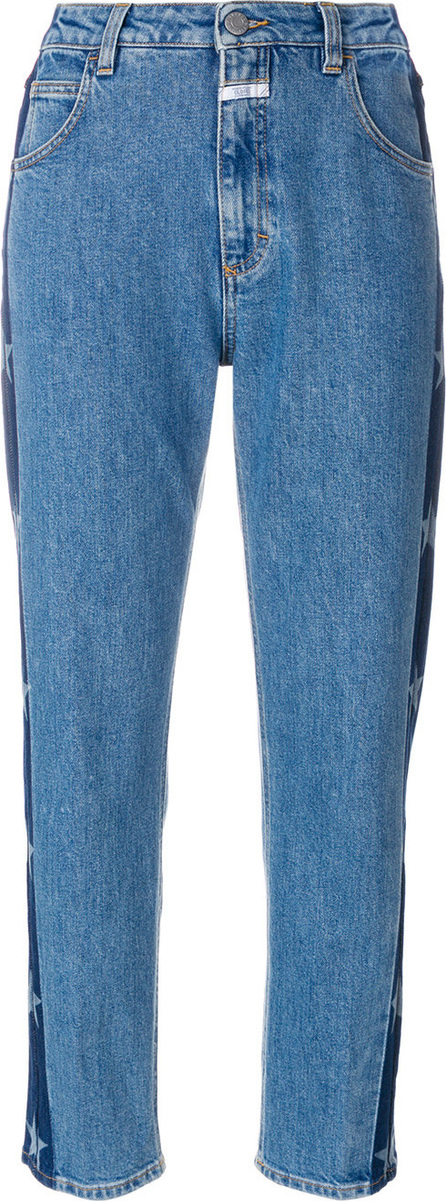 Closed Jeans with star side bands