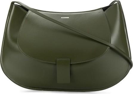 Jil Sander Half-moon shoulder bag