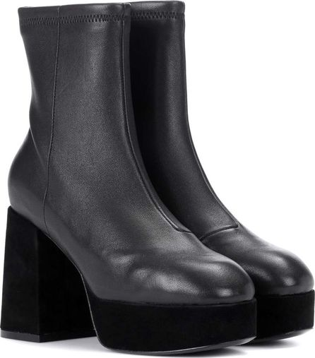 Opening Ceremony Carmen leather ankle boots