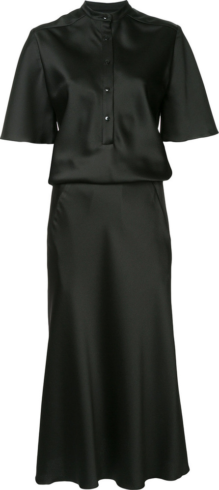 Christopher Esber Flared midi shirt dress