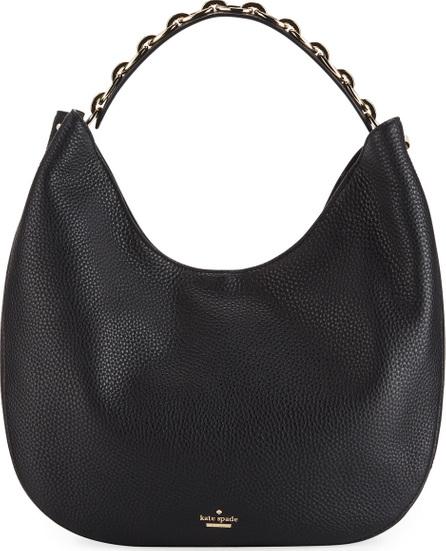 Kate Spade New York murray street heather zip-top hobo bag