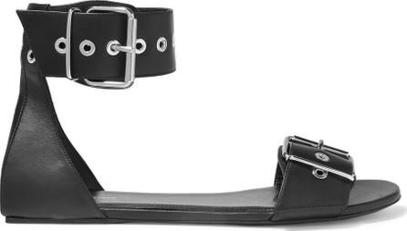Balenciaga Belt leather sandals