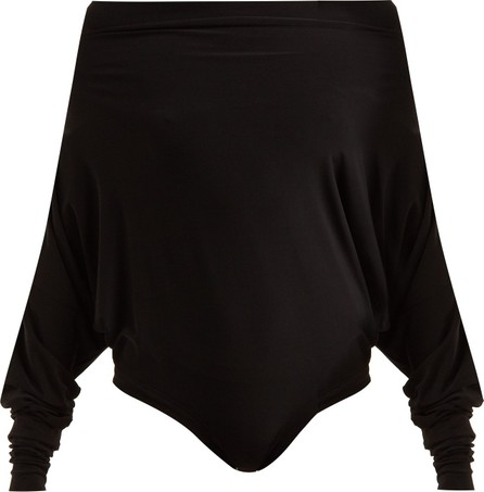 Norma Kamali Off-the-shoulder bodysuit