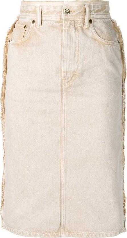 Acne Studios Denim Pencil skirt