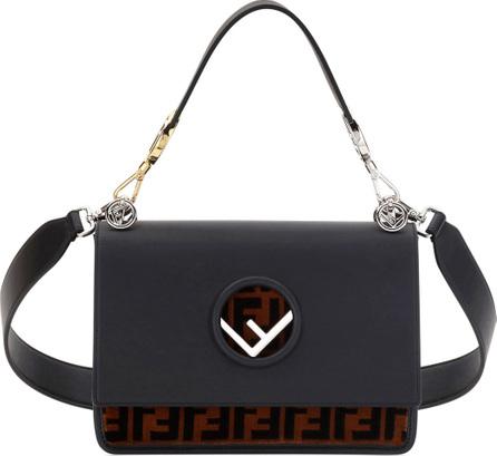 Fendi Kan I Logo Seal Small Shoulder Bag