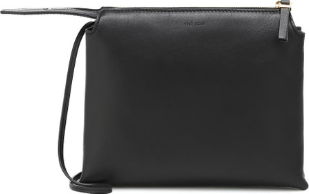THE ROW Nu Twin Mini leather crossbody bag