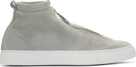 Diemme Grey Suede Fontesi Sneakers