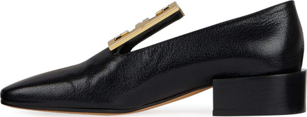 Givenchy Leather High-Vamp Loafer