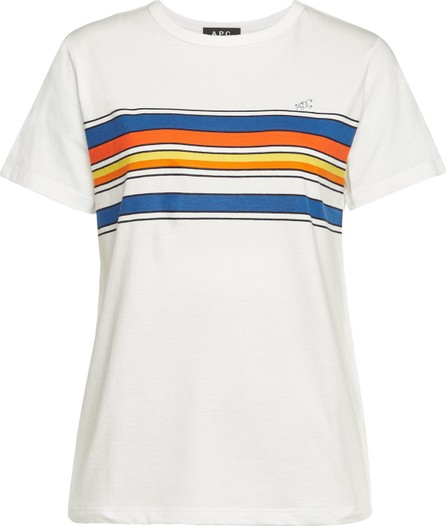 A.P.C. Cotton Piano T-Shirt