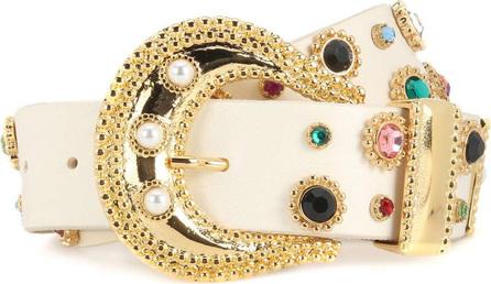 DODO BAR OR Embellished leather belt