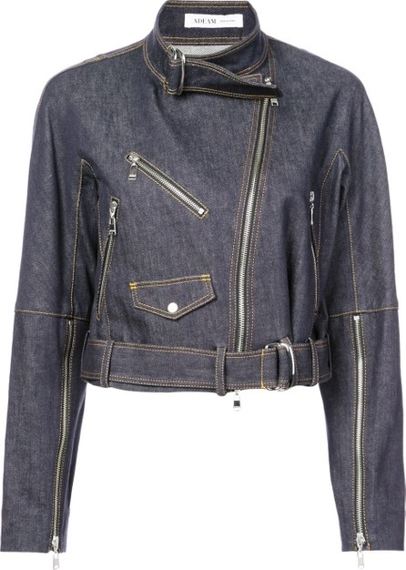 ADEAM Cropped biker jacket