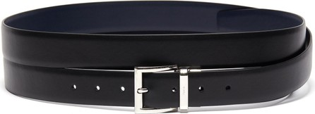 Prada Buckle double strap belt