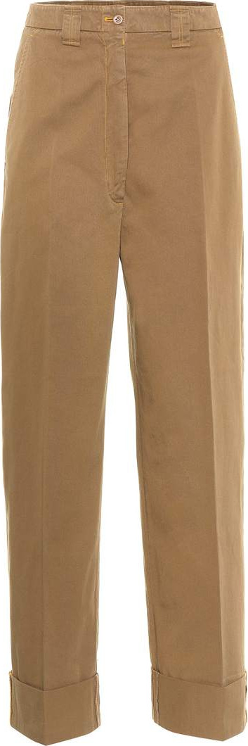 Acne Studios Madya cotton chino trousers