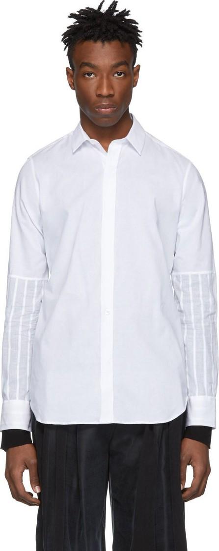 Ann Demeulemeester White Journey Shirt