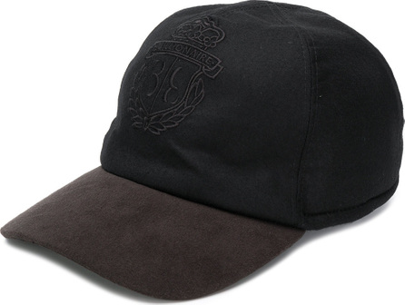 Billionaire Embroidered logo baseball cap