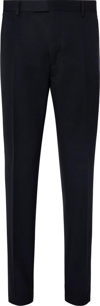 Berluti Midnight-Blue Slim-Fit Wool-Twill Suit Trousers