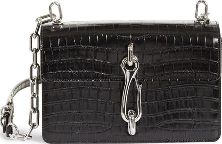 Alexander Wang Hook Medium Leather Shoulder/Crossbody Bag