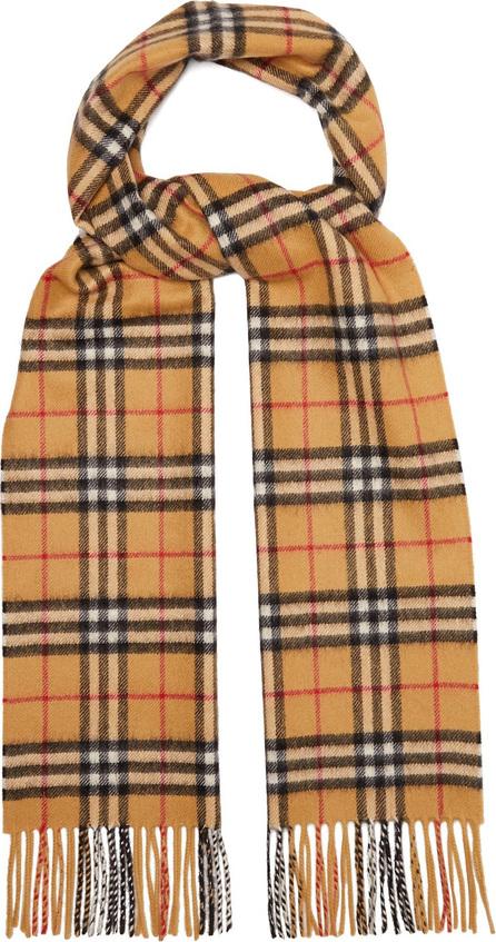 Burberry London England Vintage check scarf