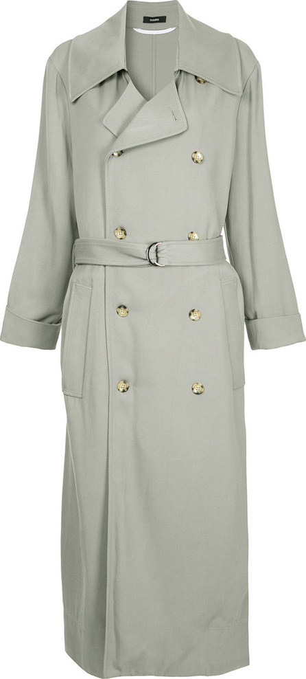 Bassike Classic trench coat