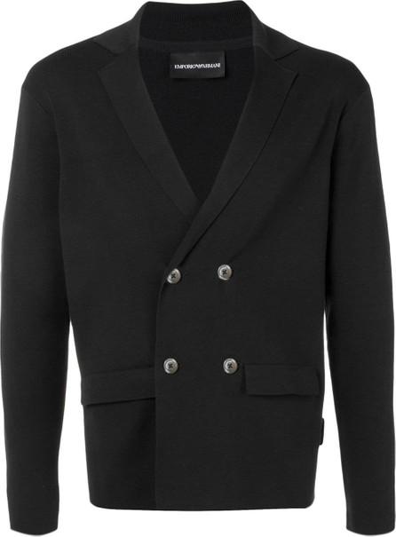 Emporio Armani Double-breasted blazer