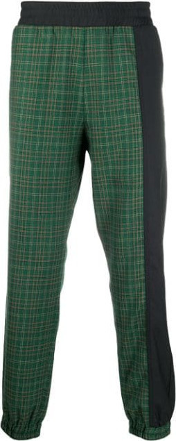 Vivienne Westwood Check-print track trousers