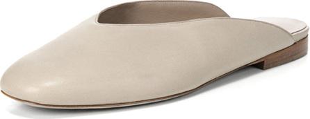 Vince Levins Flat Leather Mule