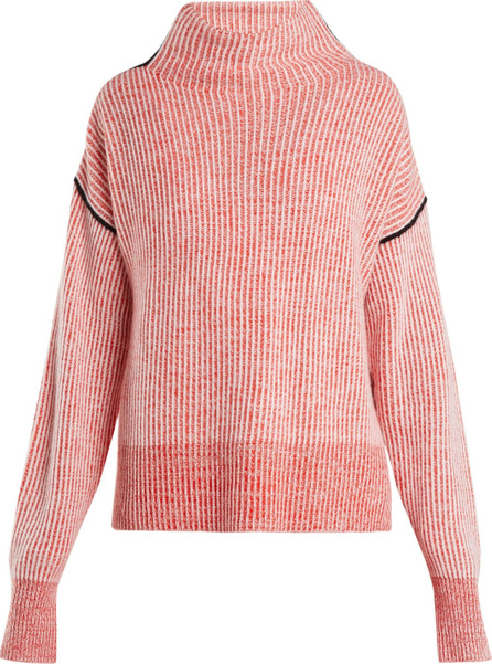 Sportmax Roll-neck cashmere sweater