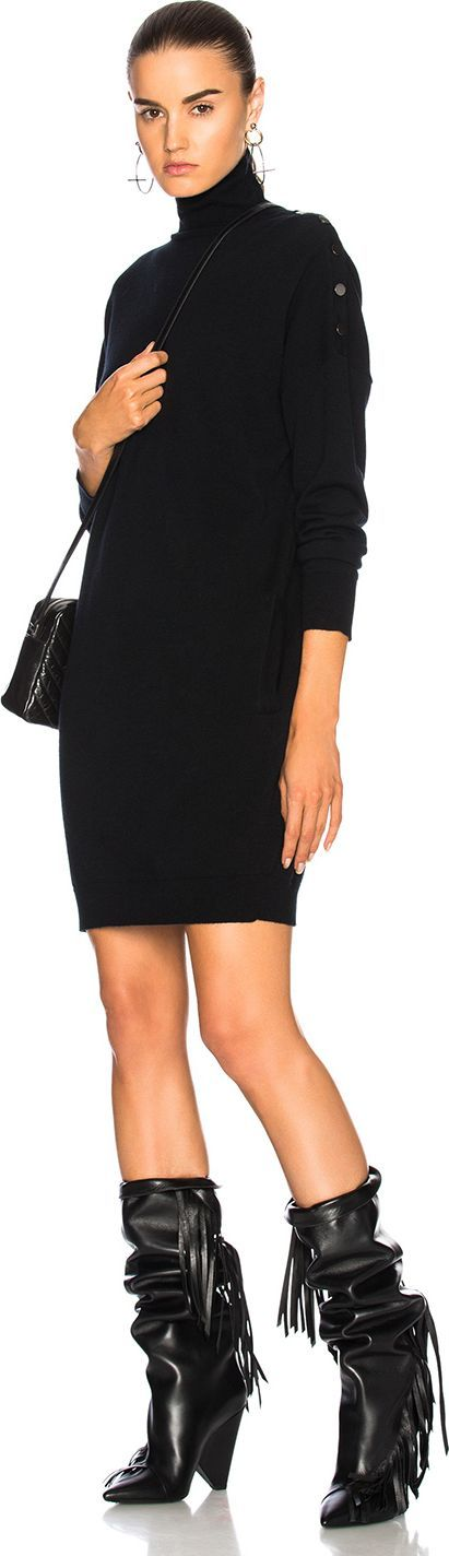 AG Jeans Marissa Turtleneck Dress