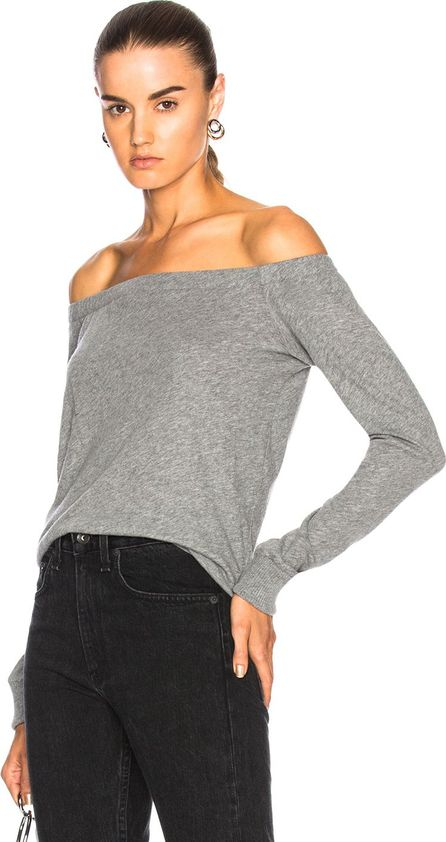 ENZA COSTA Off Shoulder Top