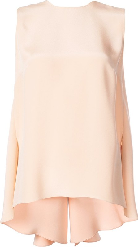 Adam Lippes Knot Back Sleeveless Top