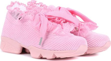 Ganni Dee knit sneakers