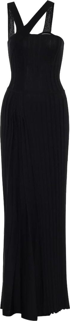 Gabriela Hearst Lavina wool maxi dress
