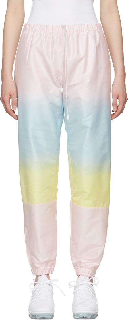 Marine Serre Multicolor Tie-Dye Lounge Pants